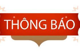 Thông báo đăng ký giao dịch mua cổ phiếu của Ông Nguyễn Quang Vinh