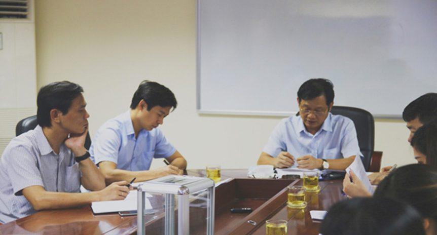 Chi bộ Công ty HUD2 tổ chức Hội nghị học tập, quán triệt và triển khai thực hiện các Nghị quyết Hội nghị Trung ương 7 (khóa XII), Chỉ thị số 23-CT/TW, ngày 9/2/2018 của Ban Bí thư